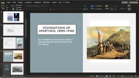Thumbnail for entry Lecture 5.1 - Part 3