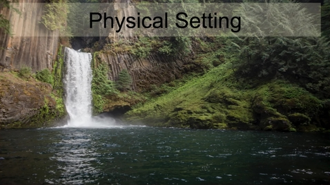 Thumbnail for entry GEO330: Pacific Northwest: Physical Setting (addition on wine)