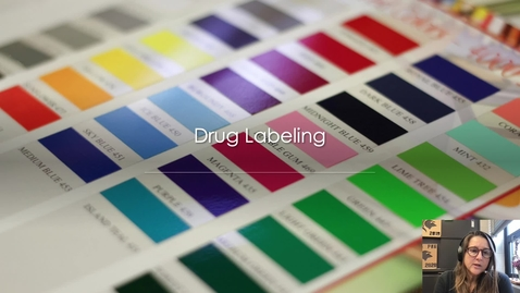 Thumbnail for entry Labeling and OTC products