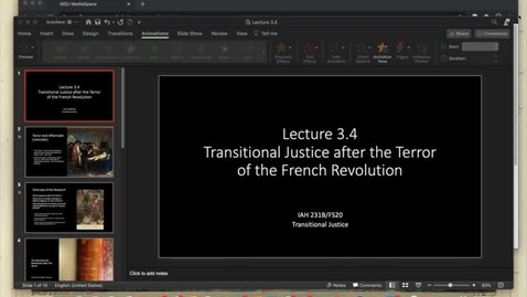 Thumbnail for entry Lecture 3.4 - Part 1