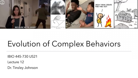 Thumbnail for entry Lecture 12_Behavior_Week 6