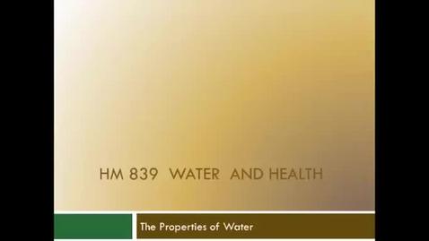 Thumbnail for entry HM839WaterProperties