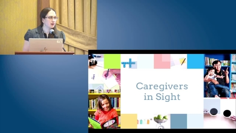 Thumbnail for entry Caregivers in Sight: Normalizing Parenting and Caregiving at Your Library