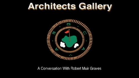 Thumbnail for entry A Conversation with Robert Muir Graves, ASGCA