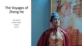 Thumbnail for entry The Voyages of Zheng He - DH Project