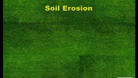 Thumbnail for entry Soils Part 2 - Erosion Formation and Weathering