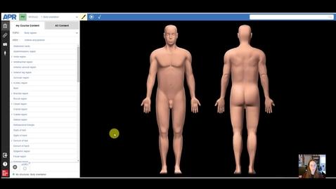 Thumbnail for entry ANTR510 APR Body Regions