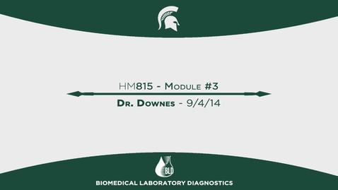 Thumbnail for entry HM815 Module3_LabDiagnostic_Approach