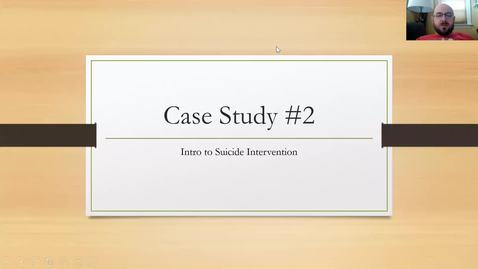 Thumbnail for entry Case Study 2 - Maurice