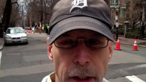 Thumbnail for entry Dr. Gary on location in Boston: Beacon Hill