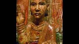Thumbnail for entry Virgin from Ger, second half of the 12th century