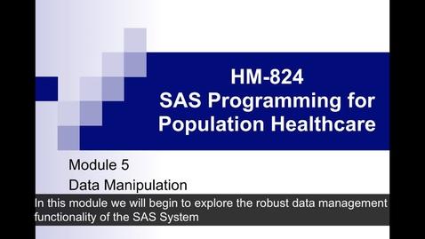 Thumbnail for entry HM824 sec730 Module-5---v2KrB