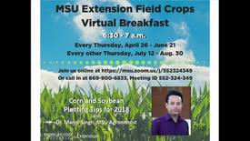Thumbnail for entry Virtual Breakfast 5/3/18: Manni Singh, Planting Strategies