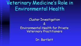 Thumbnail for entry VM_544-10262010-VetMed-Environ-Bartlett