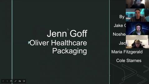 Thumbnail for entry PKG 102 Group 8 Presentation - Jenn Goff
