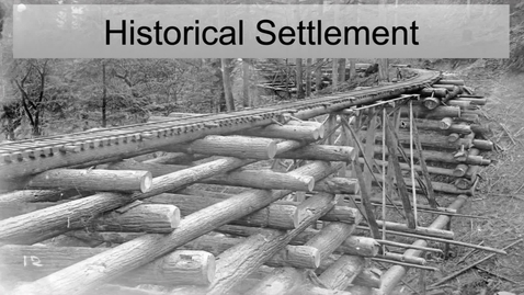 Thumbnail for entry GEO330: Pacific Northwest: Historical Settlement