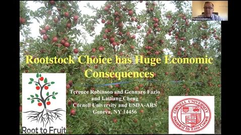 Thumbnail for entry Honeycrisp Virtual Meetup #2 - Rootstocks Part 1