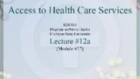Thumbnail for entry HM810 sec730 GIS-PH-Lecture-12a