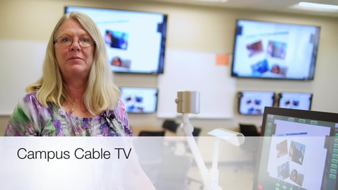Thumbnail for entry Campus Cable TV