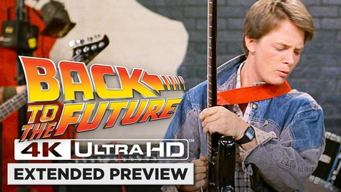 Thumbnail for entry Back to the Future | Opening Scene in 4K Ultra HD | Marty McFly Is Just Too Darn Loud