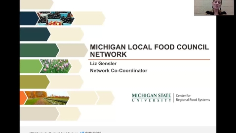 Thumbnail for entry MI Local Food Council Network overview - Extension 5.1.17