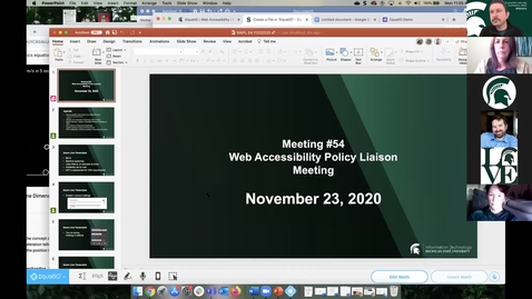 Thumbnail for entry WAPL 54 November 23, 2020