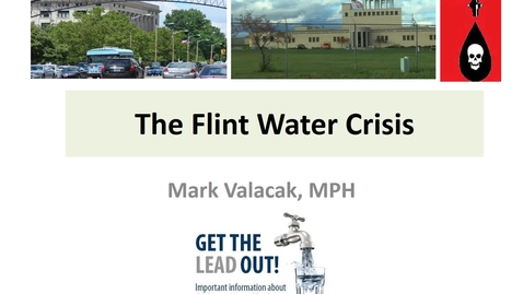 Thumbnail for entry Flint water crisis MSUav (1)