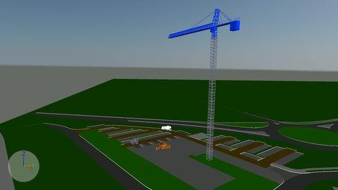 Thumbnail for entry CMP 828 Lab 8 - Animation - Crane, Dozer, Excavator, Truck
