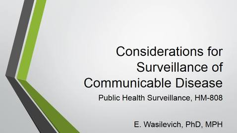 Thumbnail for entry M03_CommunicableDiseaseSurveillance