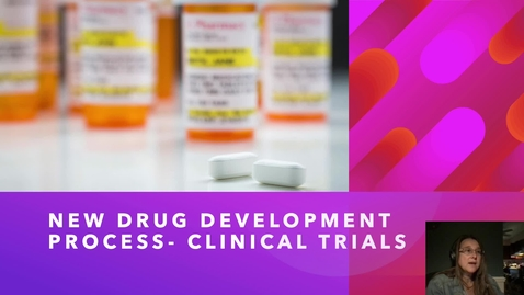 Thumbnail for entry New Drug approval process