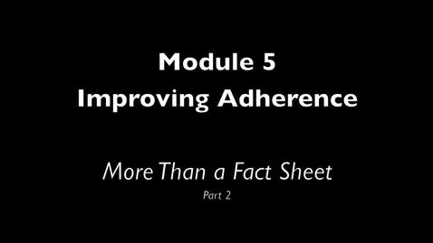 Thumbnail for entry VM 508-VCP Mod 05-3 Fact Sheet 2 5m20s