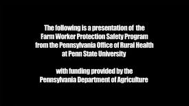 Thumbnail for entry Safety in the Greenhouse: Understanding and Applying the Worker Protection Standard
