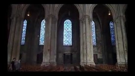 Thumbnail for entry Part 2: Cathedral of Notre Dame de Chartres, c.1145 and 1194-c.1220
