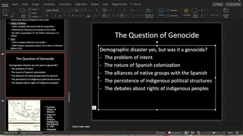 Thumbnail for entry Lecture 4.1 - Part 5