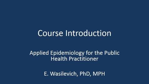 Thumbnail for entry CourseIntro_2014