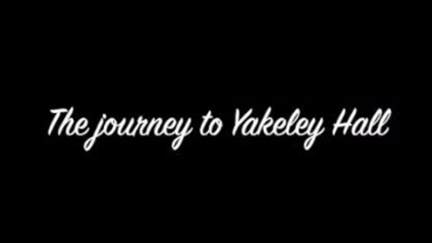 Thumbnail for entry The Journey to Yakeley Hall
