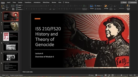 Thumbnail for entry Lecture 6
