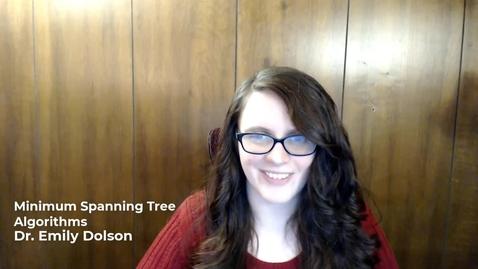 Thumbnail for entry Minimum Spanning Tree Algorithms (Prim's Algorithm and Kruskal's Algorithm)