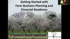 Thumbnail for entry Business planning and financial readiness