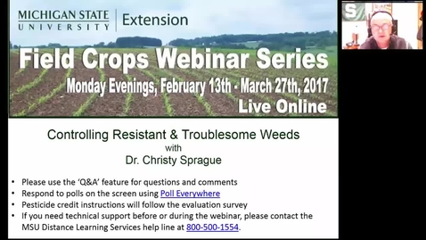 Thumbnail for entry Controlling Weeds in Soybeans