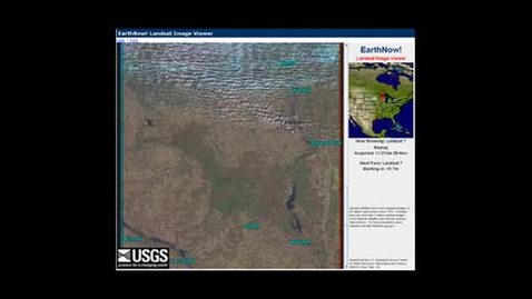 Thumbnail for entry Earthnow Landsat