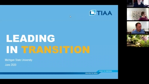 Thumbnail for entry Leading in Transition