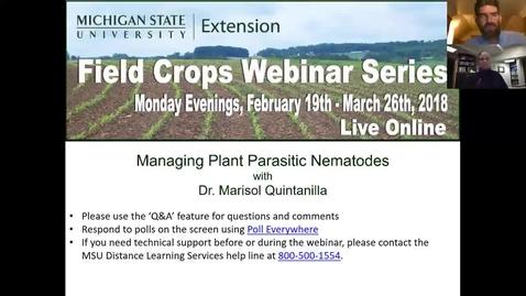 Thumbnail for entry Plant Parasitic Nematodes
