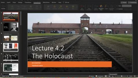 Thumbnail for entry Lecture 4.2 - Part 1