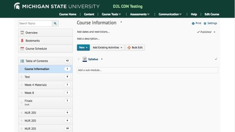 Thumbnail for entry Adding Alt Text to D2L Image