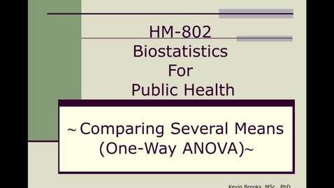 Thumbnail for entry HM802 sec731 ANOVA_SAS