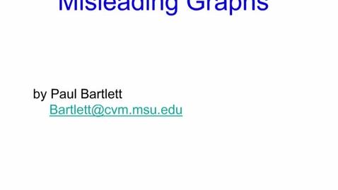 Thumbnail for entry HM803 sec730 MisleadingGraphs
