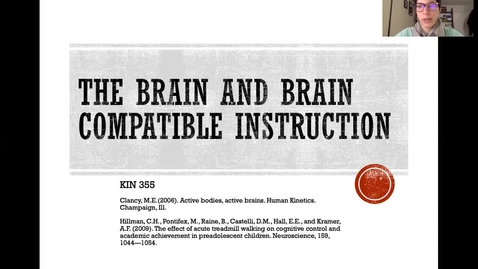 Thumbnail for entry KIN 355 004 Brain_Body_part1