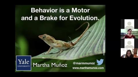 Thumbnail for entry IBIO Seminar FS21: Martha Muñoz 9-21-21