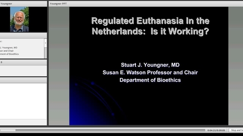 Thumbnail for entry Regulated Euthanasia in the Netherlands - Is it Working?